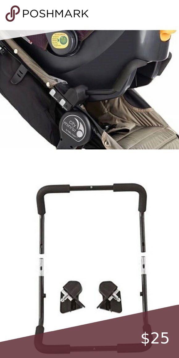 City Mini Car Seat Adapter Chicco Peg, Baby Jogger City Mini Car Seat Adapter Chicco