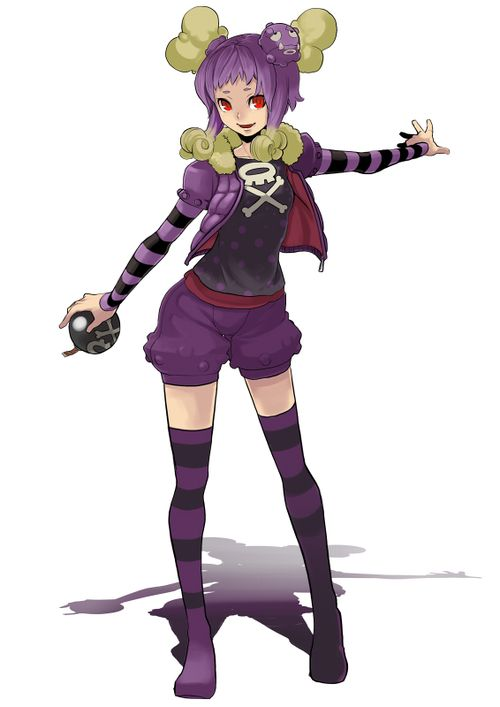 Human Version Gijinka Pokemon Koffing
