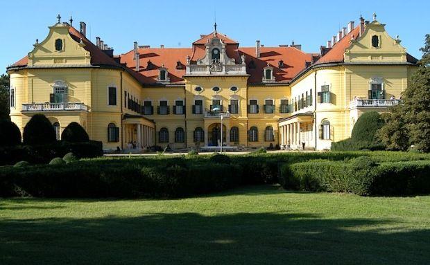 Nagymágocs, Károlyi-kastély