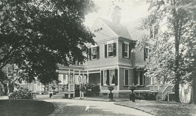 Roseleigh Estate Of Frederick Roosevelt 1907 Skaneateles Skaneateles Ny Retreat