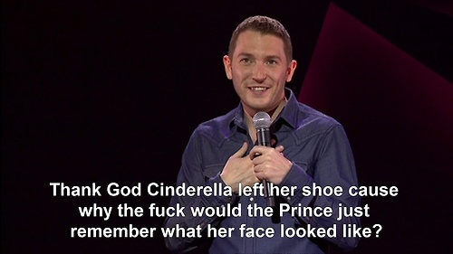 Jon Richardson <3 excuse the language, but this makes me laugh!!