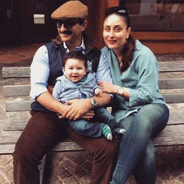 Taimur Ali Khan is on his first international trip with his star parents, Saif Ali Khan and Kareena Kapoor Khan. And if recent pictures of their vacation are to be believed then they are having the time of their life. In the recent picture we got our hands on, Taimur is wearing an... http://indytags.com/taimur-ali-khan-looks-adorable-in-this-perfect-family-picture-with-parents-saif-ali-khan-and-kareena-kapoor-khan/