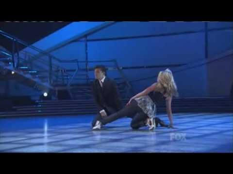 Chelsie and Mark - Bleeding Love, one of my favorite performances on So You Think You Can Dance!