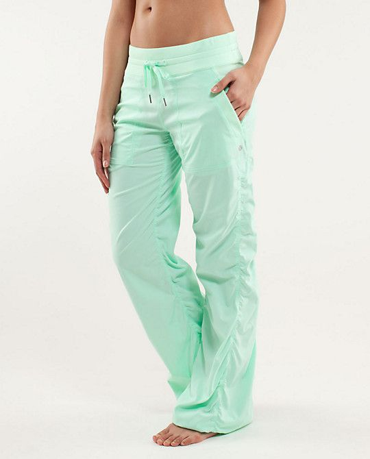 Studio Pant II*Unlined - Lululemon (I have the lined pants in black and they are, by far, my most favorite pants ever!)