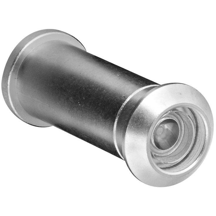 National Hardware N328-427 V802 Door Viewers, Satin Nickel