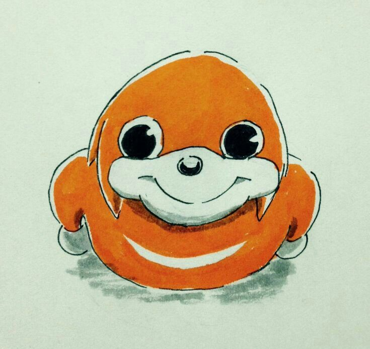 Pin By Grant Layhue On Ugandan Knuckles Character Sketches Character Design Hedgehog Art