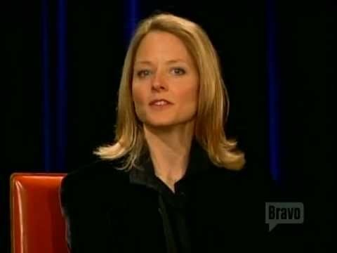 Jodie Foster on Inside the Actors Studio  hosted by James Lipton  season 11, episode 21  original airdate 2005-09-25    i had to cut out all the movie bits because otherwise youtube would have blocked the video    This video does not belong to me and no copyright infringement is intended.  This video has been uploaded for educational end entertaining pu...