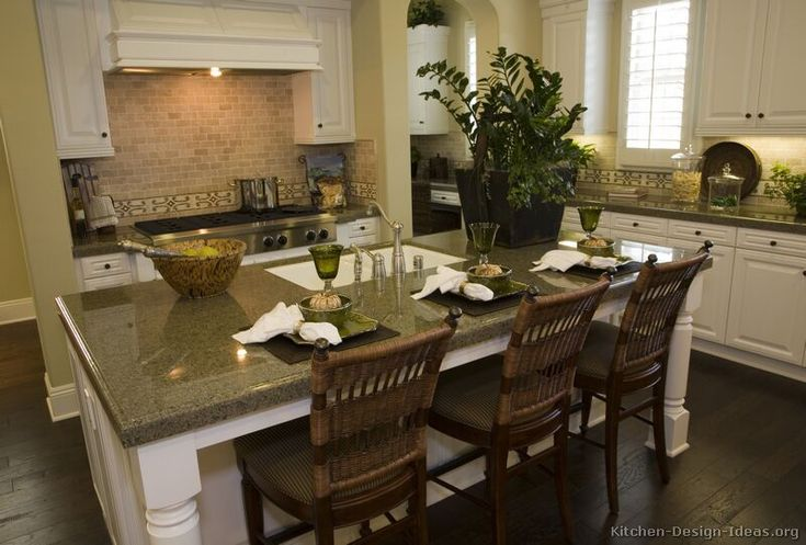 Kitchen Island Yes Or No do i like the columns on this island? yes for look. no for