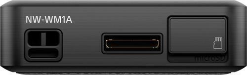 Sony – High-Resolution Walkman NW-WM1A Hi-Res 128GB* MP3 Player – Black – Best Buy