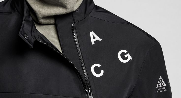 Представляем новую коллекцию одежды NikeLab ACG 2017 на плохие погодные условия. Читайте на мужском портале Stone Forest.