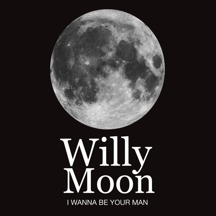 """Willy Moon """"I wanna be your man"""""""