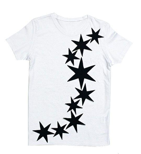 Декор звичайної футболки | BurdaStyle.ua: Мода, Дизайн, Рукоділля, Викрійки