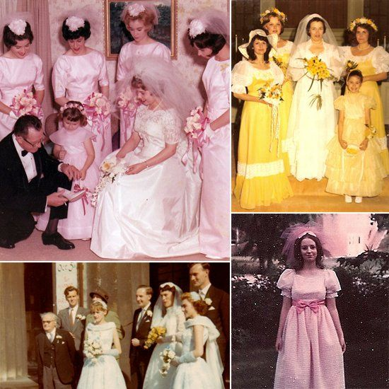 1000+ Images About A Bridesmaids Vintage In Color! On