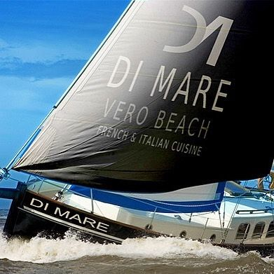 Looking forward to sailing in to the weekend?  Or maybe looking forward to sailing this weekend?  Either way chart a course to visit Di Mare Vero Beach this weekend and may the winds always be at your back.  Di Mare Vero Beach serves only the finest in gourmet French and Italian cuisine. Fly across the seas of the Atlantic and Mediterranean with the tastes of Paris to Milan and Venice to Nice.  Join us at 1517 Ocean Drive Vero Beach Florida 32963 on the corner of Ocean Drive and Coquina…