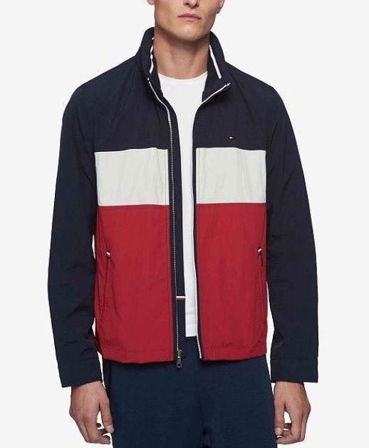 bf4891f75 Tommy Hilfiger Men's Lightweight Taslan Jacket #fashion #clothing ...