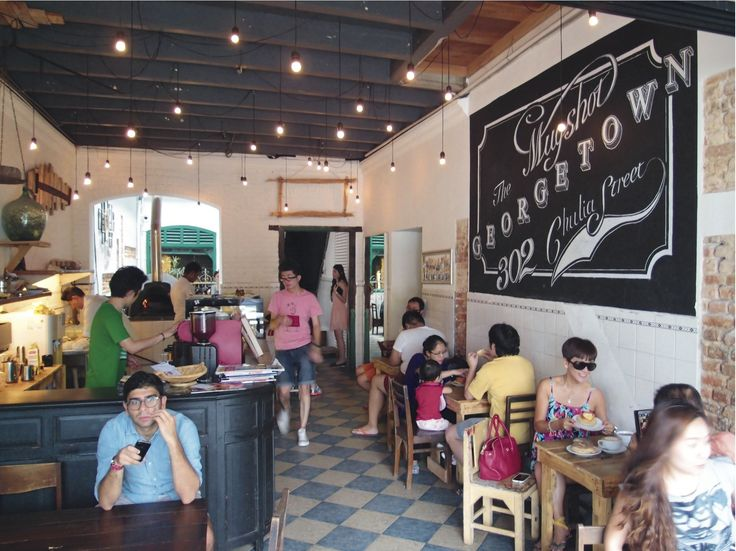 We ditch the famous spots and lead you on a food trail of George Town's more unassuming eats.