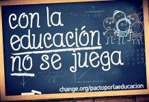 Propuestas educativas de las Elecciones generales de España 2015: ¿Apoyáis un pacto por la educación?