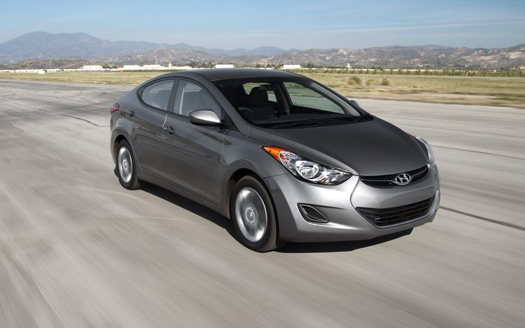 Marvellous Hyundai Elantra 2012 Photos Gallery