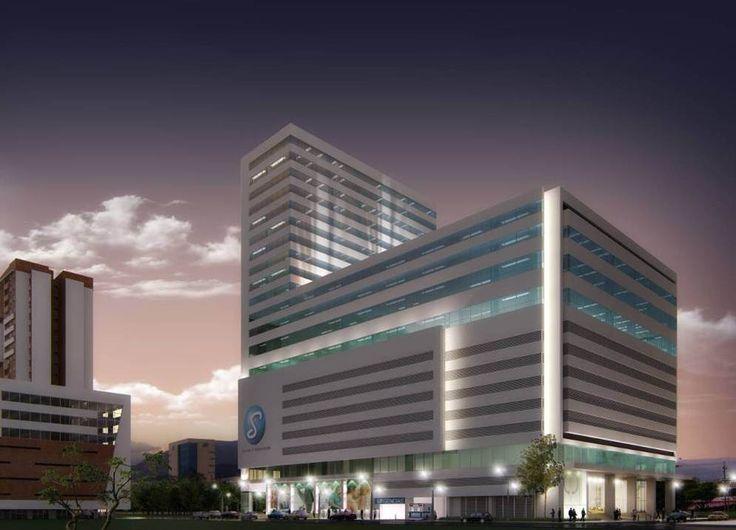 Salud y Servicios Ciudad del Río es un proyecto especializado en el área de salud. Esta torre albergará la nueva sede de la Clínica del Prado