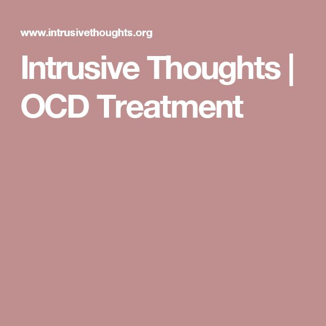 ocd treatment Get help from one of the nation's leading residential treatment centers timberline knolls assists women and adolescent girls seeking lasting recovery from ocd (obsessive compulsive.