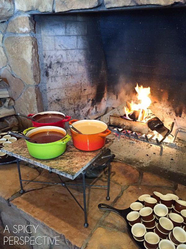 Fondue - Best Restaurants in Park City Utah #travel #utah #family