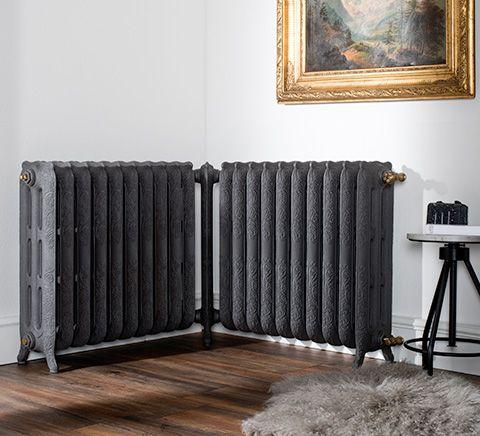 Компания #Guratec стала первой за всю историю предлагать своим клиентам чугунные радиаторы в нестандартном угловом исполнении и остаётся единственной по сей день.