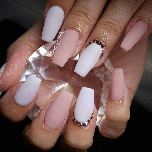 Ideas de uñas hermosas en mate - Curso de Organizacion del hogar
