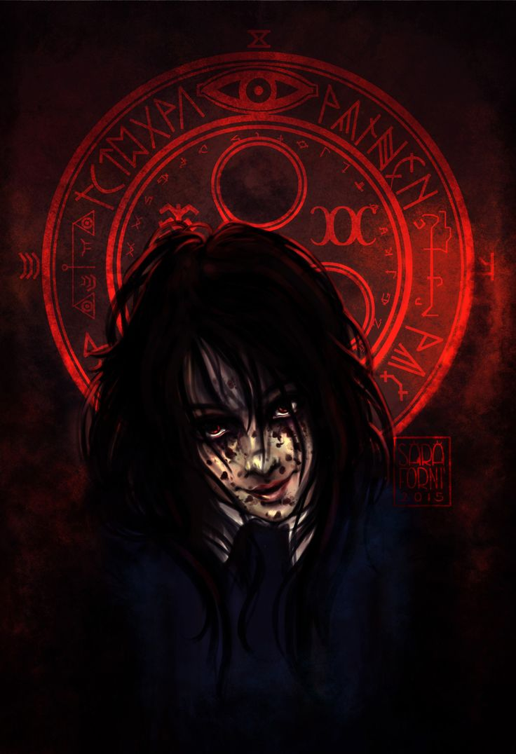 Alessa - Silent Hill fan art by Sara Fornì
