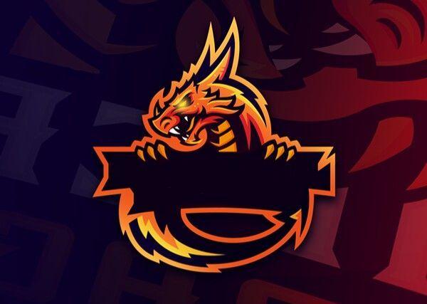 account suspended in 2020 game logo design logo design creative logo dragon game logo design