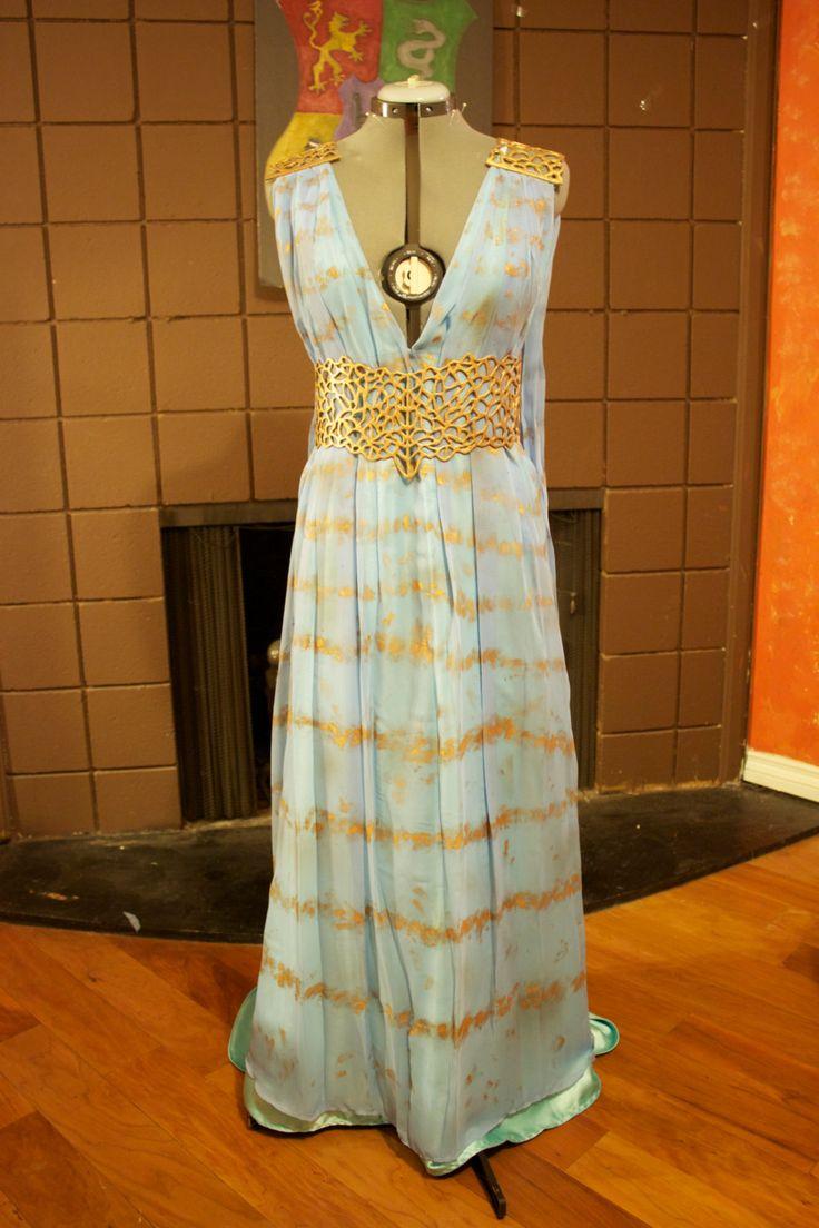 38 best images about Daenerys' Qarth Dress on Pinterest ...