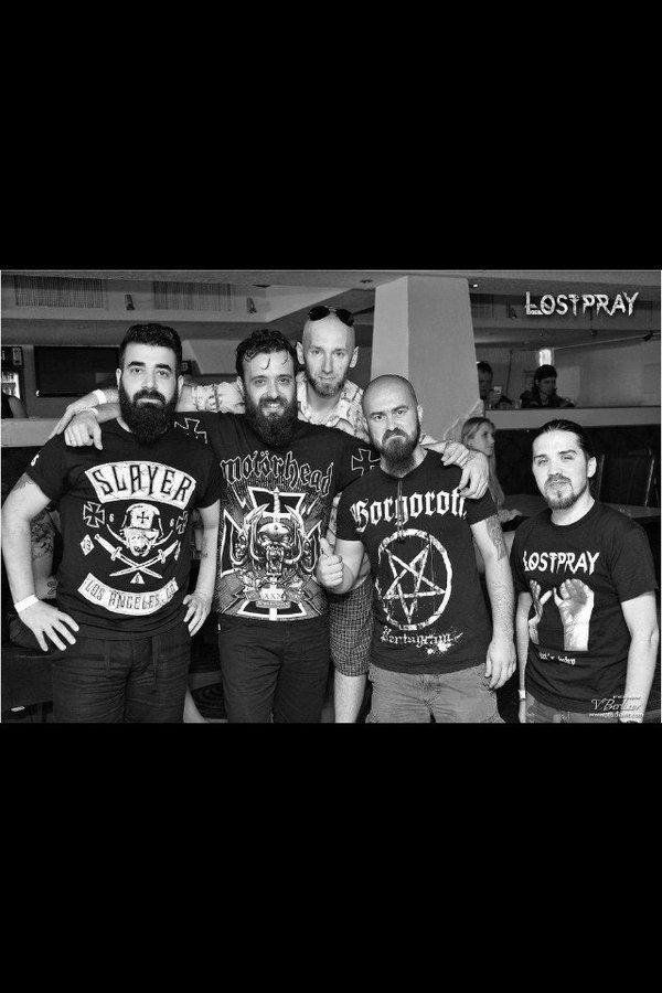 LostPray / Black Sea Metal Festival 2014