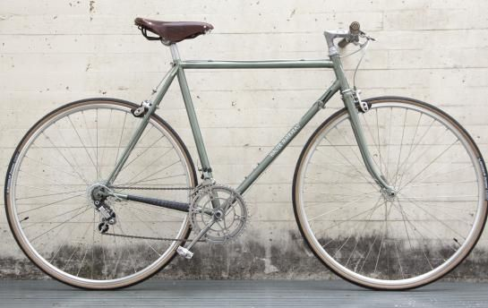 Last Project by Walter Matrakas Bikes