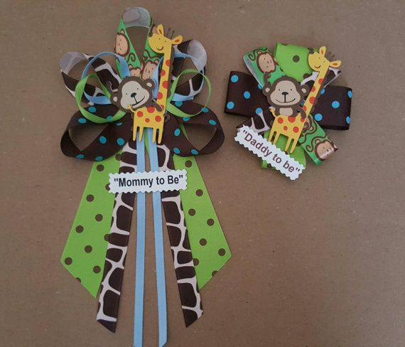 Safari Baby Shower Corsage: 132 Best Images About Giraffe Baby On Pinterest