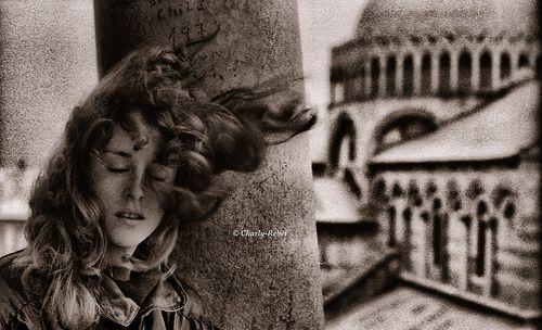 En la torre de Pisa 1988