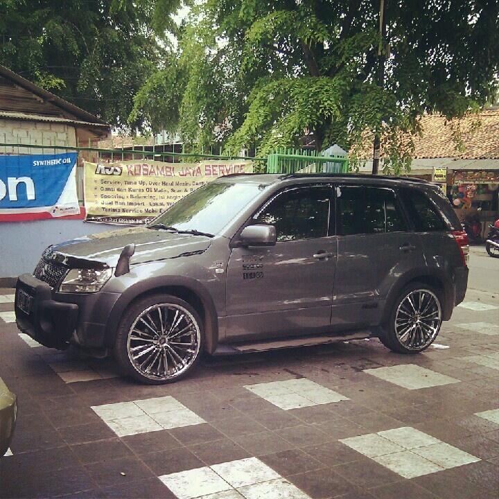 All New Suzuki Grand Vitara Off Road by YogaBudiwCUSTOM on DeviantArt