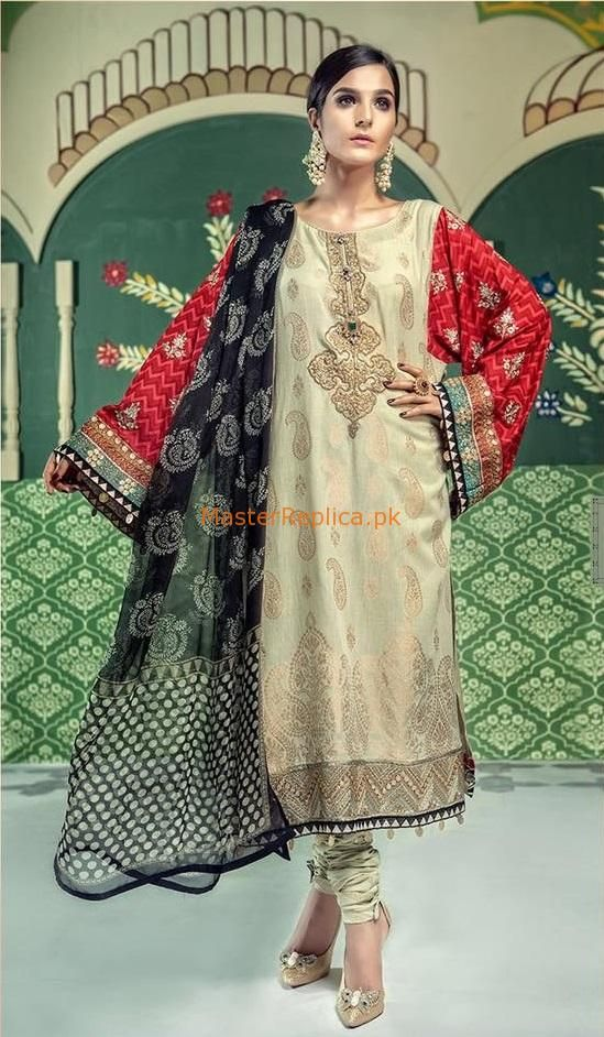4916974872 Maria B Light Party Wear And Formal Wear at Retail and whole sale prices at  Pakistan's Biggest Replica Online Store