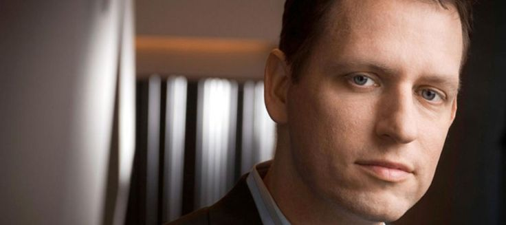 Peter Thiel's 6 favorite books that predict the future