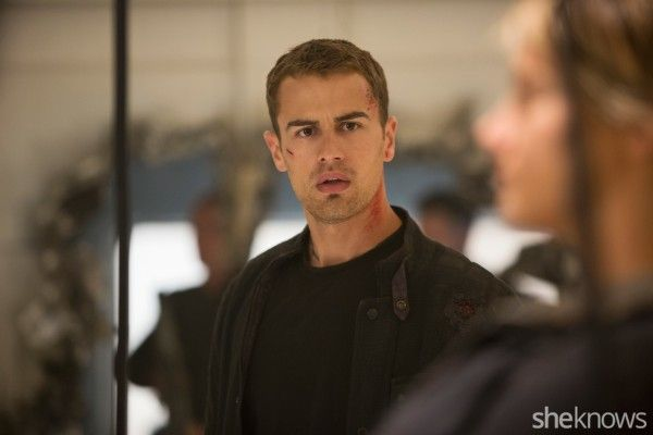 Insurgent movie stills - Four
