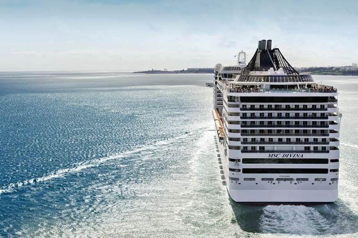 Msc al lavoro per l'estate 2015: otto navi nel Mediterraneo