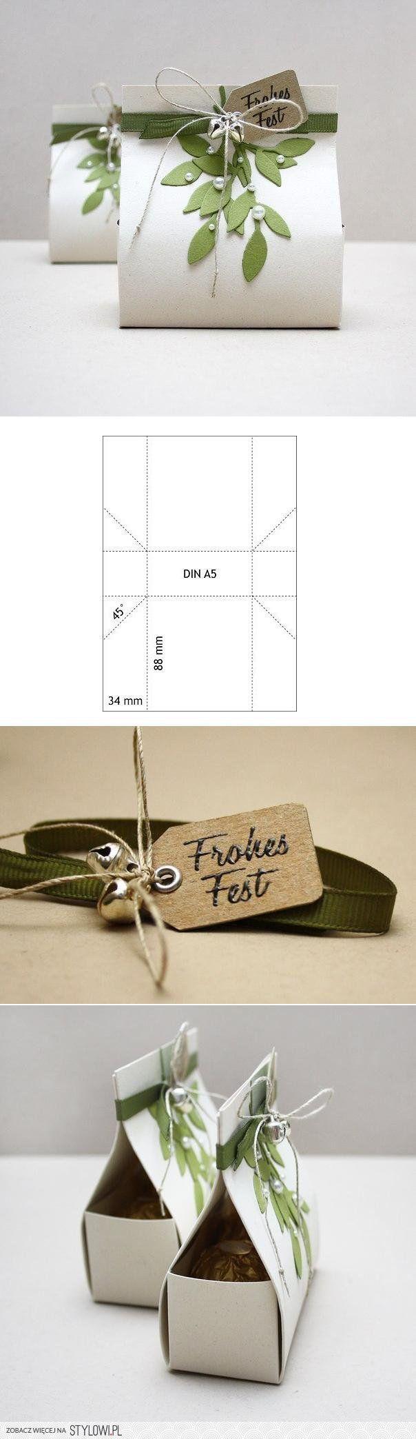 DIY Wonderful Gift Box DIY Projects | UsefulDIY.com na Stylowi.pl