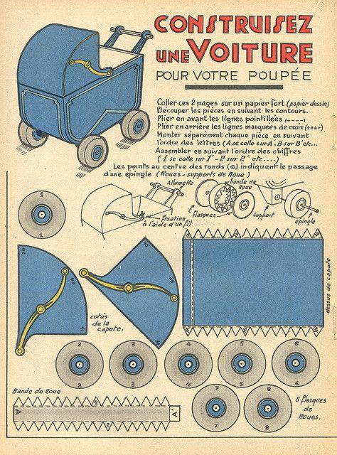 voiture poupee by pilllpat (agence eureka), via Flickr