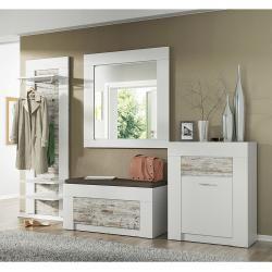 die besten 25 garderoben set ideen auf pinterest. Black Bedroom Furniture Sets. Home Design Ideas