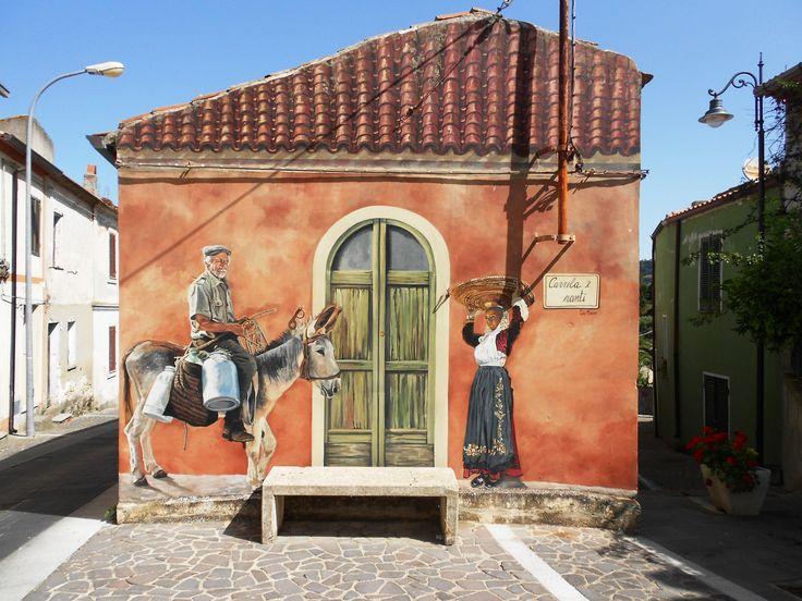 Mural Bessude, Sassari