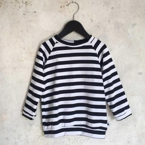 Sweatshirt - Stripes