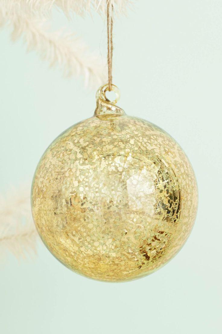 38 best Mercury Glass images on Pinterest | Christmas deco ...