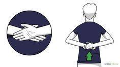 Seinen oberen Rücken einrenken – wikiHow