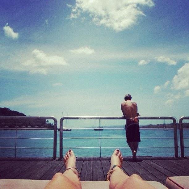 Gorgeous view in Port Vila, Vanuatu