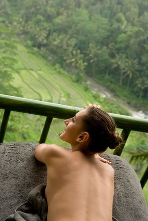 Treatment on Ubud Spa, Bali