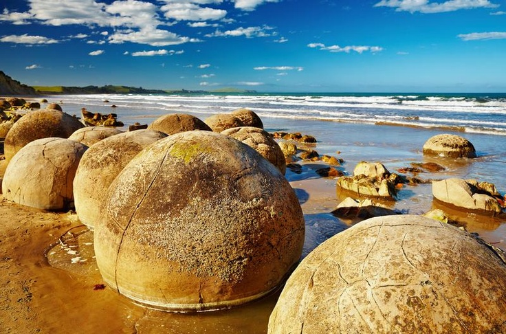 Penembakan New Zealand Pinterest: 17 Best Ideas About Moeraki Boulders On Pinterest