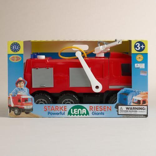 Giant Fire Truck Toy | World Market
